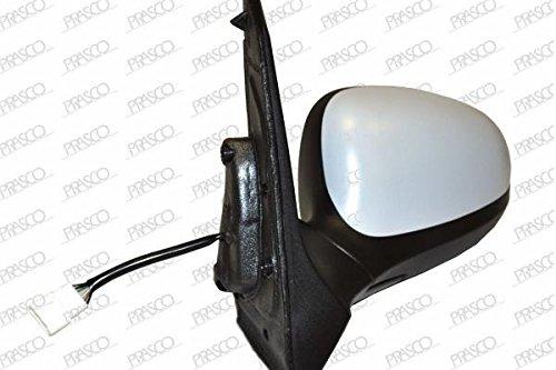 PRASCO FD0087314P Außenspiegel Spiegel, Seitenspiegel, Rückspiegel L, links, Liter