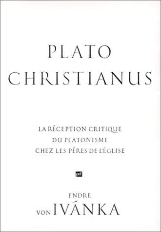 Plato Christianus