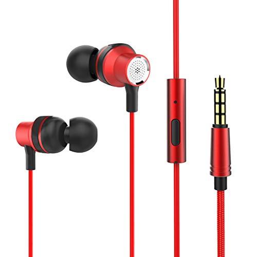QINPIN HiFi-Musik-In-Ear-Kopfhörer 3,5 mm