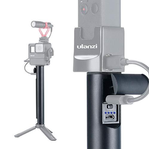 ULANZI BG-1 5200mAh Power Bank Handgriff Vlog Einbeinstativ Griff Stativ Für Gopro 7 6 5 DJI OSMO Action Kompakte Digitalkameras DJI OSMO Pocket und iPhone OnePlus 7 Pro Smartphones