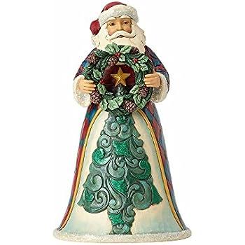 R/ésine 8,5 x 11 x 27,5 cm Heartwood Creek 4058759 Figurine Multicolore