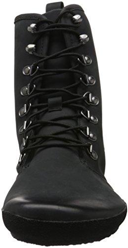 Sole Runner Yepa, Bottes courtes avec doublure chaude mixte adulte Noir - Schwarz (Black 00)