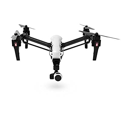 DJI Inspire 1 Quadcopter Drone, 4K Camera & Zenmuse Gimbal, GPS, Battery, Quad