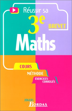329 - MATHS 3E NE (Ancienne Edition)
