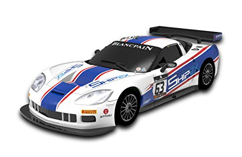 Scalextric-C10263S300 Coche Color Azul Scale Competition