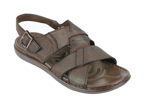 Xposed , Herren Sandalen Coffee