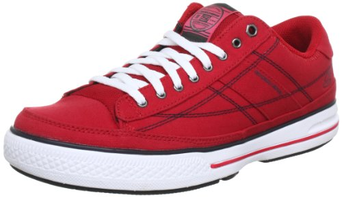 skechers-mens-arcade-chat-low-top-sneakers-red-size-10