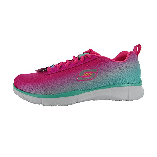 Skechers 11892 femmes Baskets Pink/Blue
