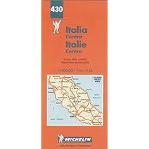 Carte routière : Italie Centre, N° 430