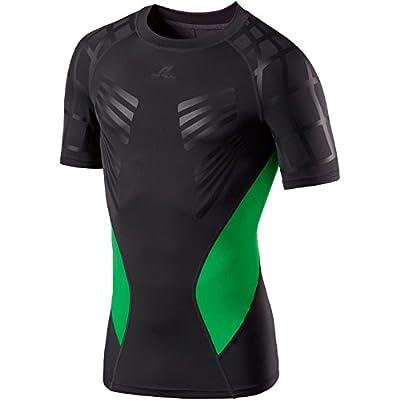 T-Shirt Ss Spartacus - black von Pro Touch auf Outdoor Shop