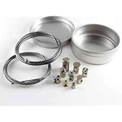 Universal Throttle Clutch Cable Repair Kit Motorcycle