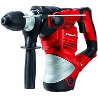 Einhell 4258478 Martillo Electroneumatico TC-RH 1600 Potencia 1600 W, Rojo