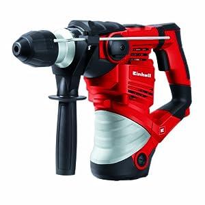 Einhell 4258478 TC-RH 1600 – Martillo Electroneumatico, Potencia 1600 W, Rojo