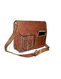 Mangalmurti Handicrafts Real Vintage New Style Genuine Leather Messenger Bag