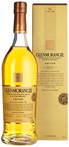 Glenmorangie ASTAR The Pursuit of Perfection mit Geschenkverpackung 2017 Whisky (1 x 0.7 l) -