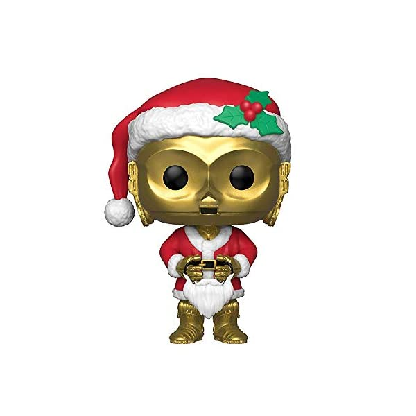 Funko Pop C-3PO Navidad (Star Wars 276) Funko Pop Star Wars