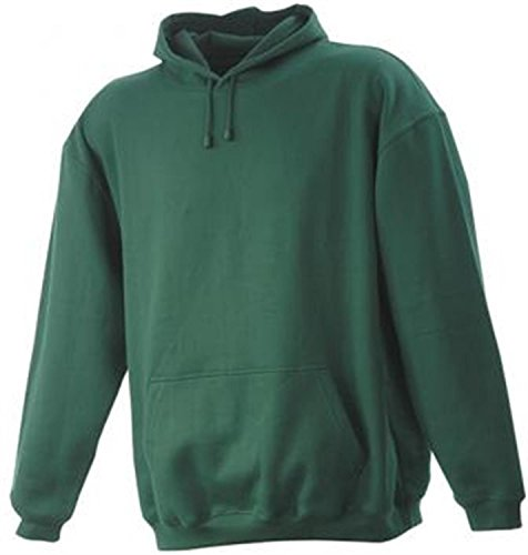 Hooded Sweat, Kaputzenpullover in vielen Farben & Größen Dark Green