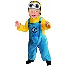 Disfraz de Minion Dave Gru mi villano favorito para bebé - 6-12 meses