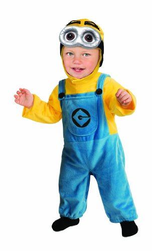 Toddler Minion Dave (Despicable Me) - Toddler Costume 1 - 2 years