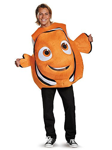 Disney's Finding Dory Nemo Adult Fish Costume One -