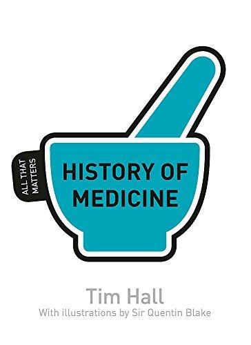 History of Medicine: All That Matters por Tim Hall