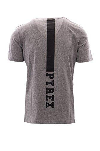 Unisex short sleeve t-shirt jersey 33509 Grau