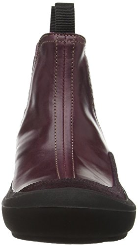 FLY London Damen Malm243fly Kurzschaft Stiefel Purple (Purple/Purple)