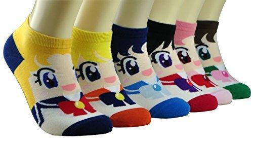 Dasom - Calcetines modernos para mujer - Multi color -