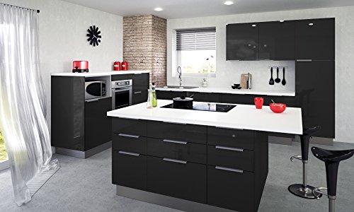 Berlenus cp hn mobiletto da cucina a parete a due ante cm