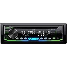 Jvc r992bt Receptor de CD con Bluetooth de Manos Libres y Retransmisión Negro