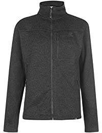 Karrimor Mens Lifestyle Walking Fleece Full Zip Top Sweatshirt Jumper Long