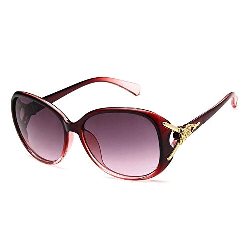 YANKAN Sonnenbrille Damen AC Harz UV-Schutz hochwertige Linse zum Fahren oder Outdoo