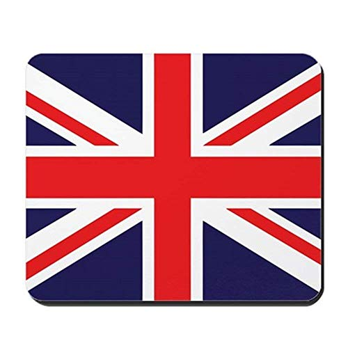 xcvnxtgndx Union Jack - Non-Slip Rubber Mousepad, Gaming Mouse Pad 1822cm -