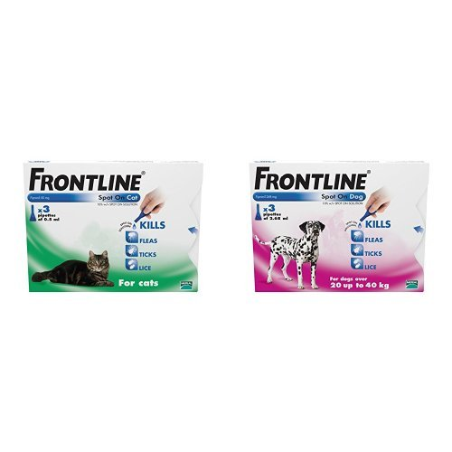 frontline-spot-on-for-cats-3-pipettes-frontline-spot-on-for-large-dogs-20-40kg-3-pipettes