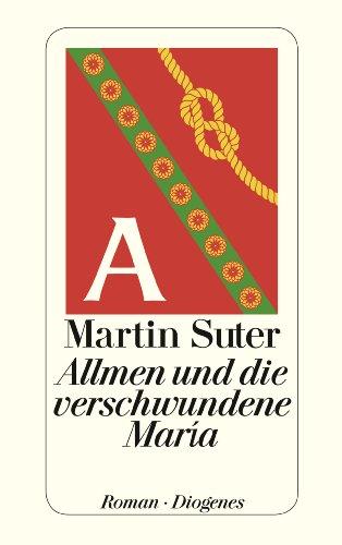 Buchseite und Rezensionen zu 'Allmen und die verschwundene María' von Martin Suter