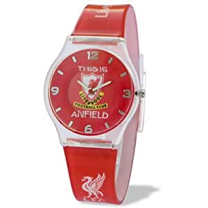 Official Liverpool Fc Kids Watch A Great Christmas