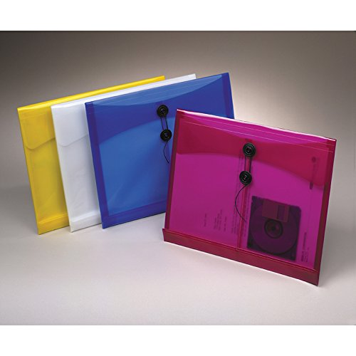 Esselte Pendaflex 1in. Verschiedene Farben Achsabw Poly String Umschl-ge 52442
