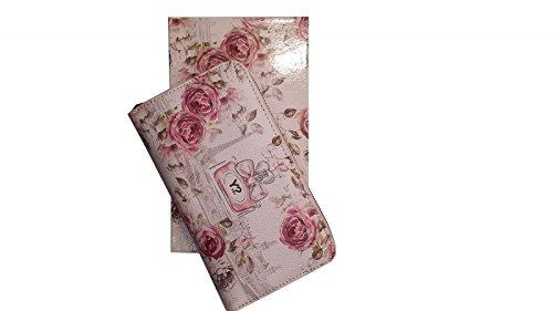 Y NOT? Profumi Zipped Wallet Rosa