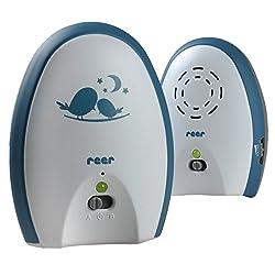 Reer 50010 Babyphone Neo analog, weiß