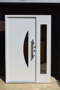 Nr.5 design porte-wohnungstür anthracite x 1000 mm, 2100 intérieur sicherheitstüren portes vitrées wohnungstür dIN droite moderne porte d'entrée blanc