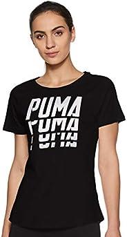 بوما تي شيرت فونت جرافيك للنساء