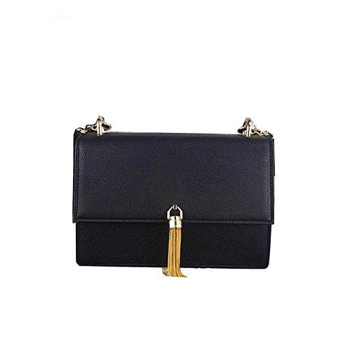 MAYANGJIA Handtasche Crossbody PU Umhängetasche Quasten Design Quadrat Frauen Taschen Original Designer Minibags für Frauen Umhängetaschen