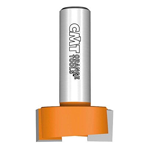 CMT 901.190.11 Fresa Diritta per Mortasare, Grigio/Arancio, per legno