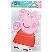 Peppa Pig - 2 mini figuras, 30 cm (Verbetena 016000735)