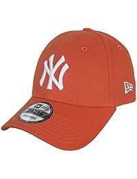 ba6f118f9889 New Era Casquette 9FORTY League Essential New York Yankees Orange