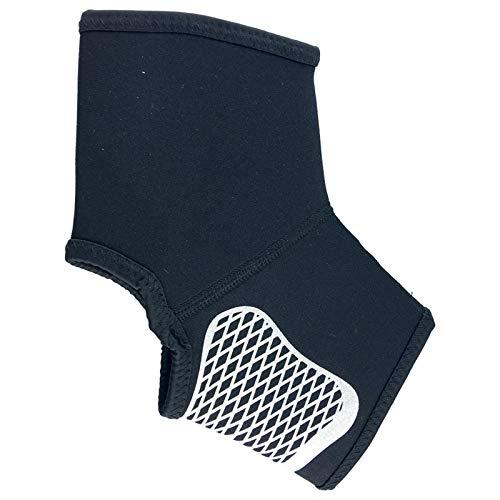 ANAZOZ Fußgelenkbandage Sport Knöchelbandage Fußbandage Fußgelenkstütze Geeignet für Basketball, Tennis, Fußball, Volleyball, Bergsteigen und Laufen - Grün S