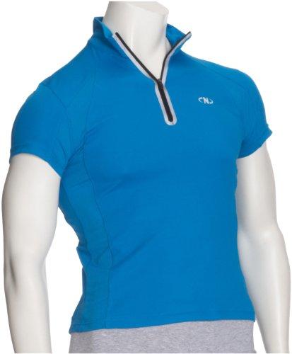 Northland Damen Troyer Cooldry Air L's Polo-Shirt, cyanblue, 40 Preisvergleich