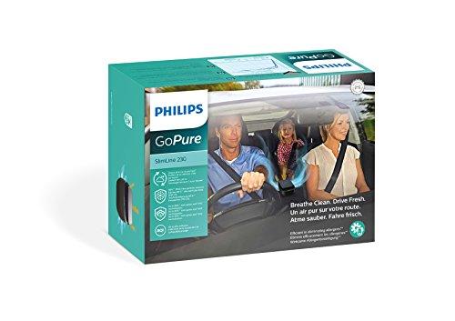 Preisvergleich Produktbild Philips GPSL23GPX1 Autoluftreiniger GoPure SlimLine 230
