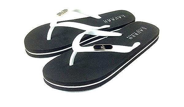 Ralph Lauren Womens Flip Flops Sandals