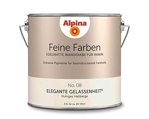 Alpina Feine Farben Elegante Gelassenheit 2,5 LT - 898594